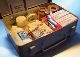 1st aid kit b