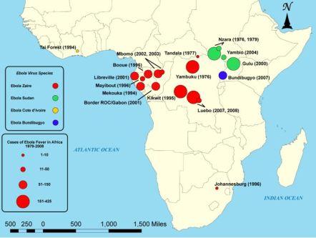 Ebloa History Map