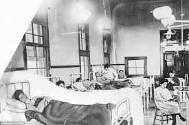 Typhoid Mary in quarantine