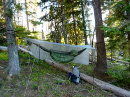 Bivouac site is a simple overnight camping site.