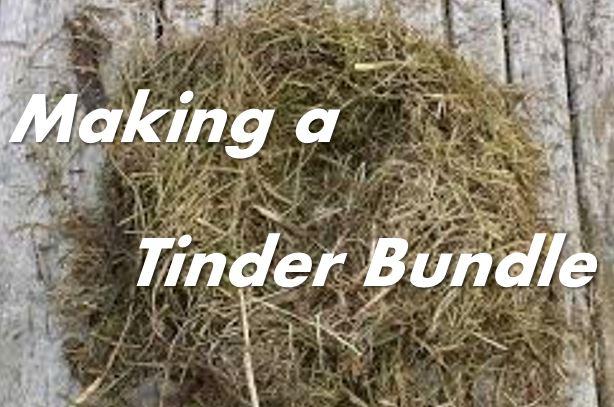 Making a Tinder Bundle
