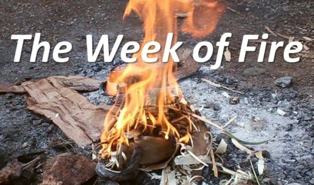 The week of fire